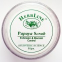 Herbline papaya scrub