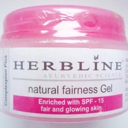 Herbline fairness gel