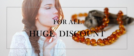 Amber Sales and Discounts